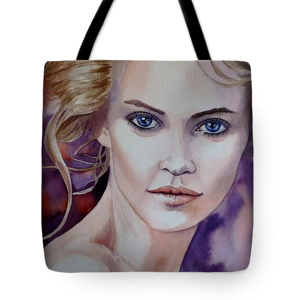 Raw Beauty Tote Bag