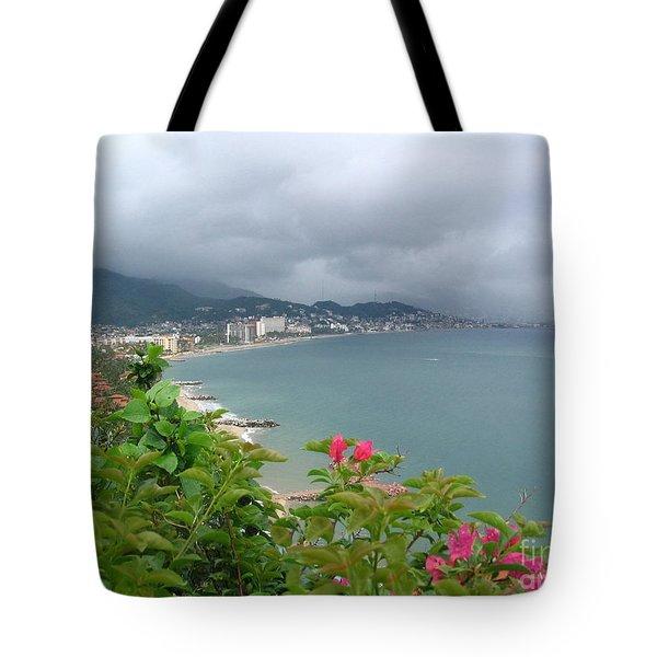 Penthouse View - Puerto Vallarta Tote Bag