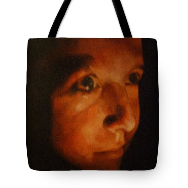 Penumbra 3 Tote Bag by Cherise Foster
