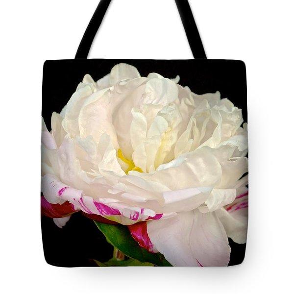 Peony In Repose Tote Bag