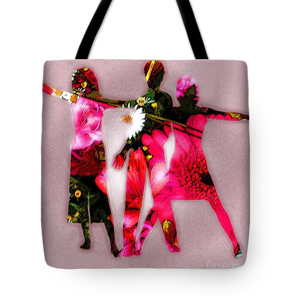 People Fashion Tote Bag