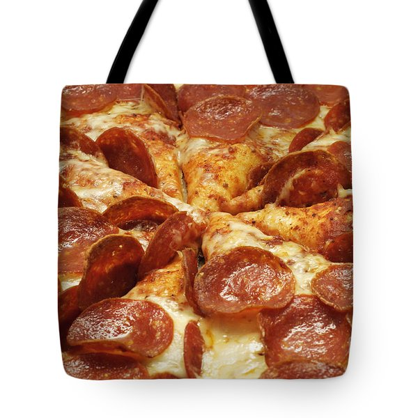 Pepperoni Pizza 1 Tote Bag