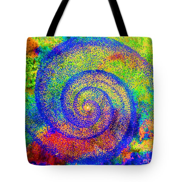 Perceiving Tote Bag