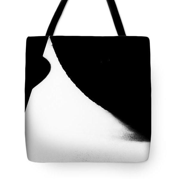 Percentage  Tote Bag by Fei Alexander