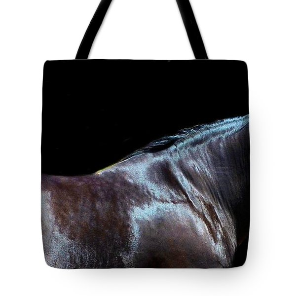 Percheron Mare 2 Tote Bag