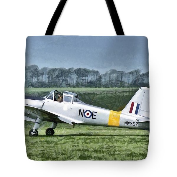 Percival Provost T1 G-bkhp Tote Bag
