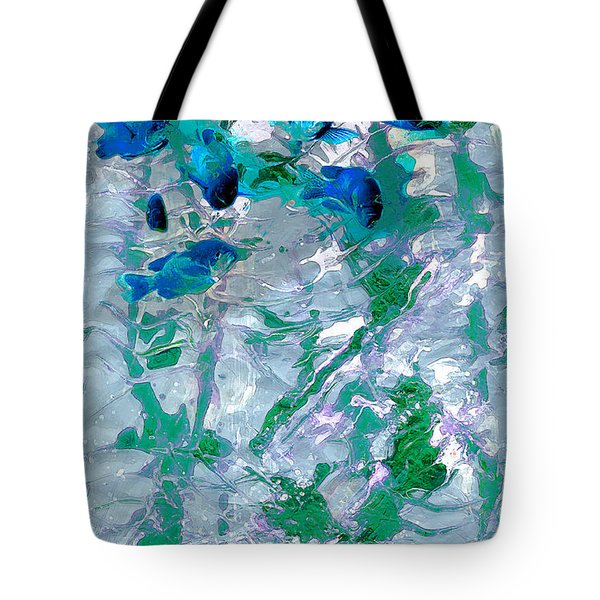 Peregrinate Tote Bag by Ron Richard Baviello
