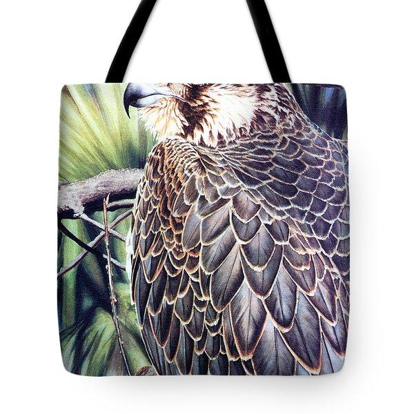 Da138 Peregrine Falcon By Daniel Adams Tote Bag