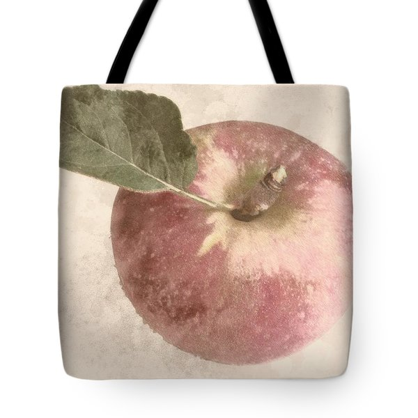 Perfect Apple Tote Bag by Photographic Arts And Design Studio