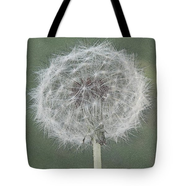 Perfect Dandelion Tote Bag