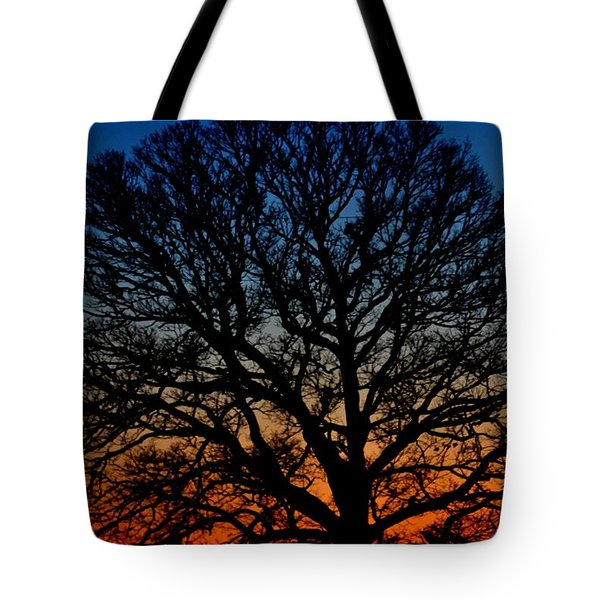 Perfect End Tote Bag