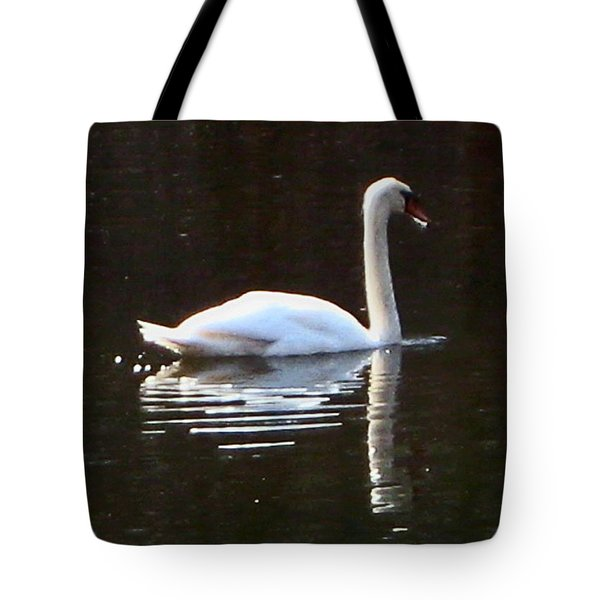 Tote Bag featuring the photograph Perfect Grace by Judith Morris