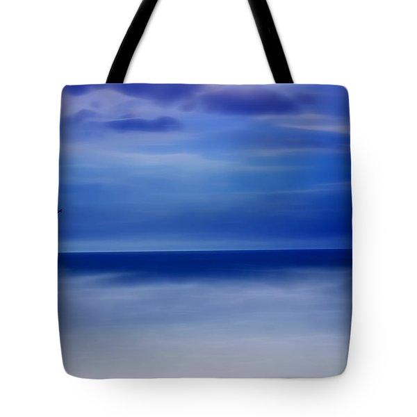 Perfect Harmony Tote Bag by Ellen Heaverlo