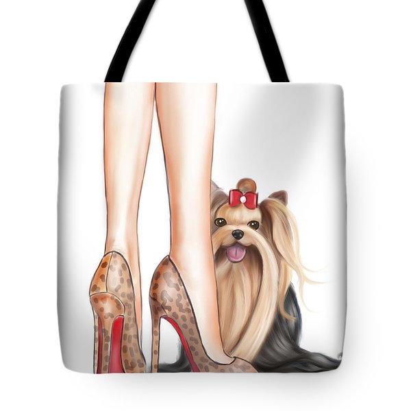 Perfect Match Tote Bag