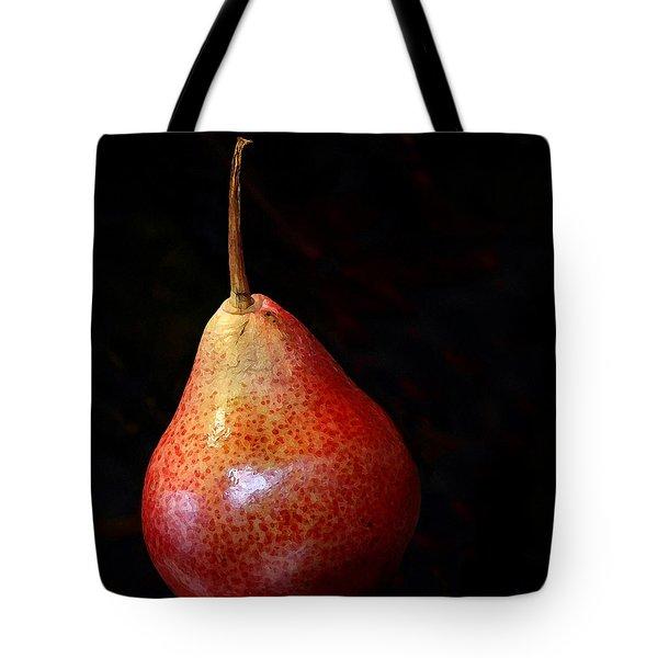 Perfect Pear Tote Bag