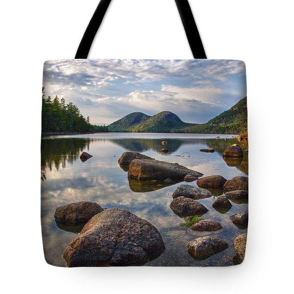 Perfect Pond Tote Bag