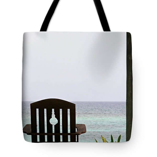 Perfect Resting Spot Tote Bag by Kimberly Perry
