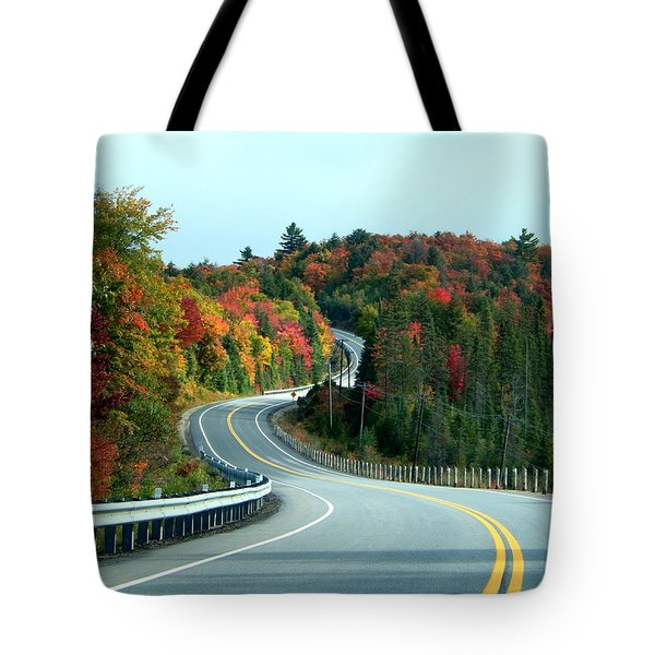 Perfect Ride Tote Bag