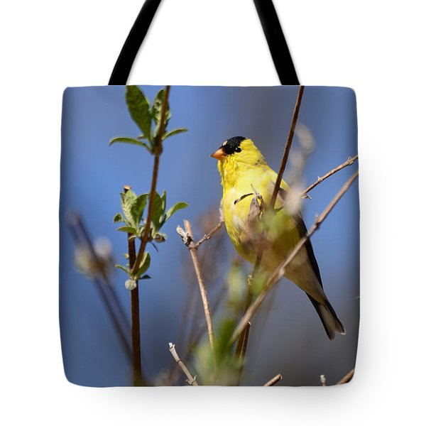 Perfect Shade Of Yellow Tote Bag