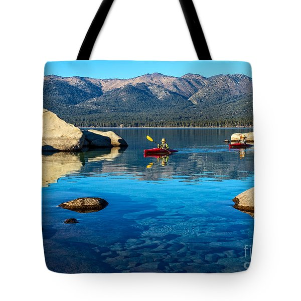 Perfect Sunday Tote Bag