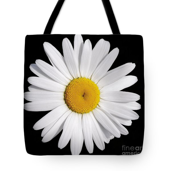 Perfectly Daisy Tote Bag