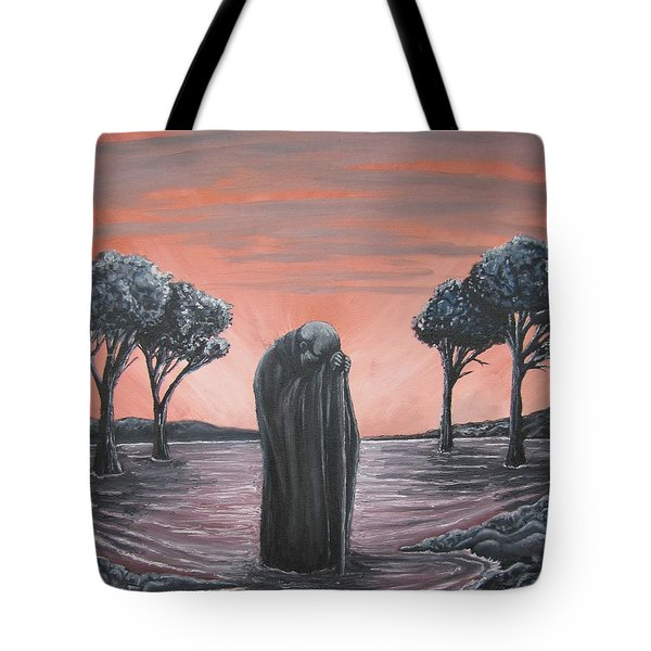 Perils Of Perdition Tote Bag