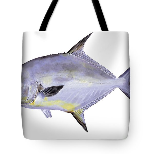 Permit Tote Bag by Carey Chen