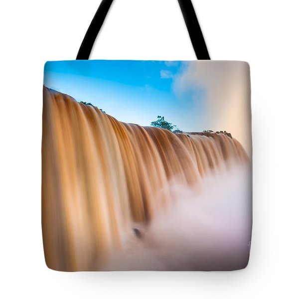 Perpetual Flow Tote Bag by Inge Johnsson