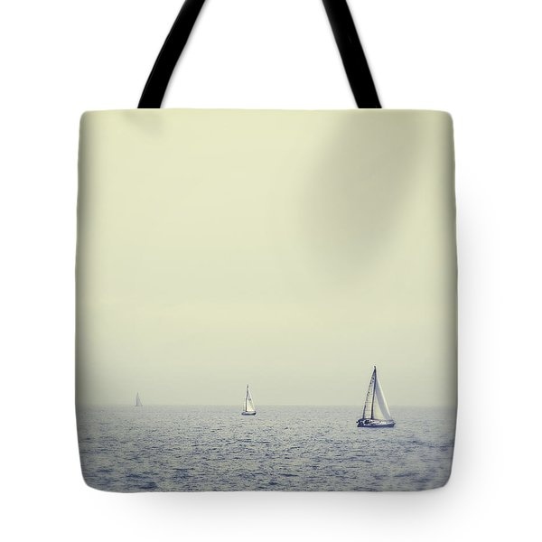 Perpetual - Santa Cruz, California Tote Bag