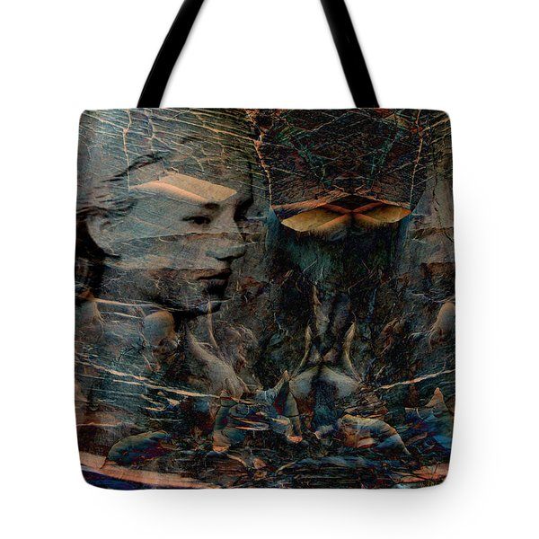 Persephone Waits For Spring Tote Bag by Stephanie Grant