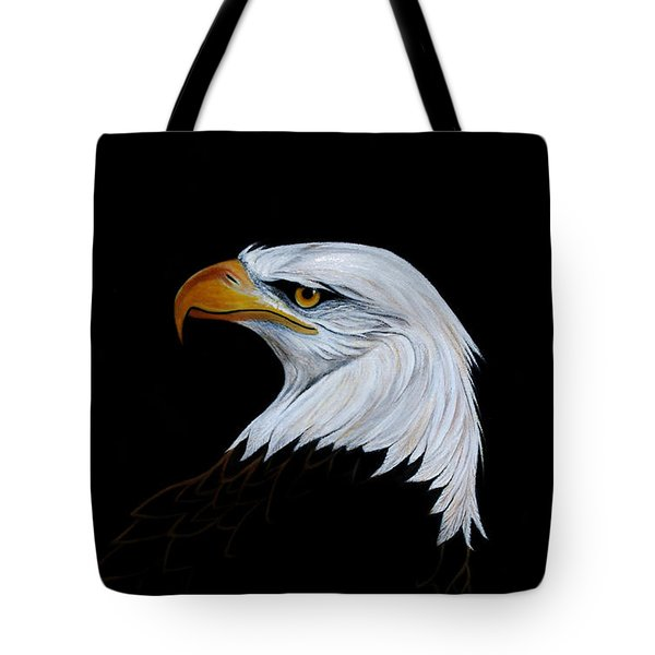 Perserverance Tote Bag by Adele Moscaritolo