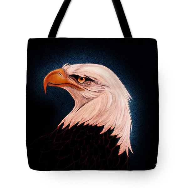 Perserverance II Tote Bag by Adele Moscaritolo