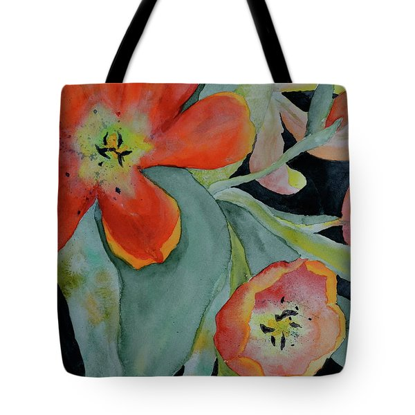 Persevere Tote Bag by Beverley Harper Tinsley
