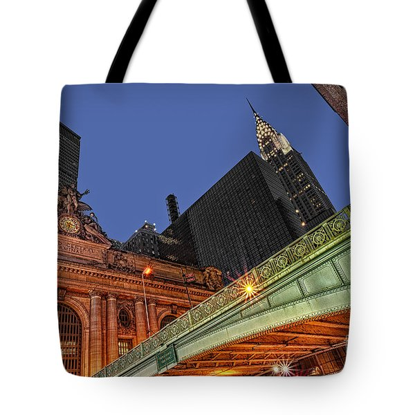 Pershing Square Tote Bag