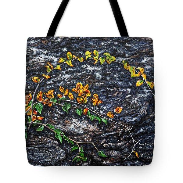 Persistence Tote Bag by Craig T Burgwardt