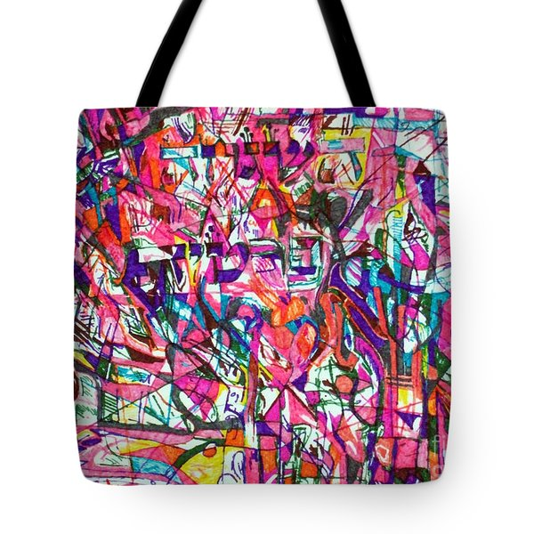 Personal Providence Tote Bag by David Baruch Wolk