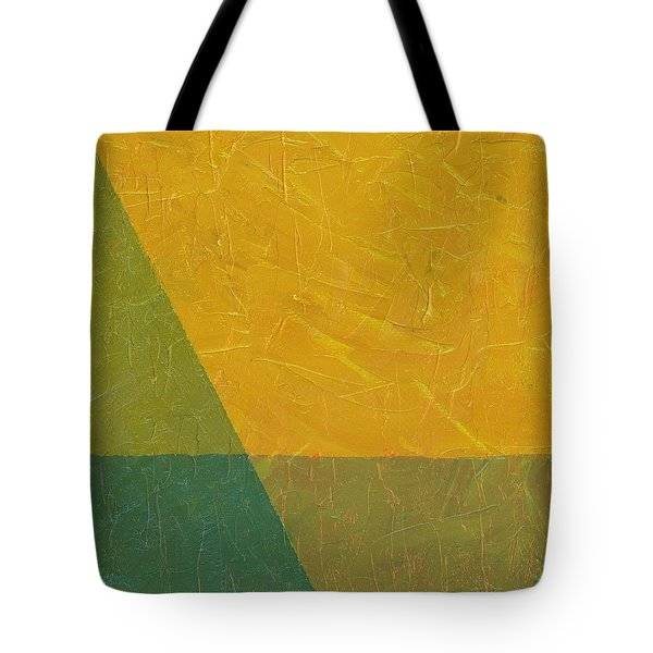 Perspective In Color Collage 6 Tote Bag