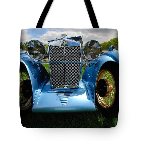 Perspective M G Magna Tote Bag