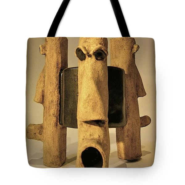 Perspectives Tote Bag