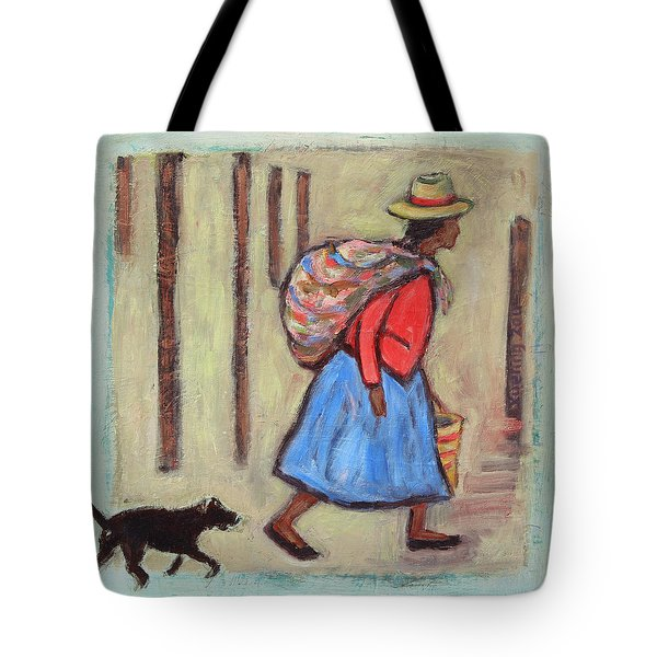 Peru Impression I Tote Bag