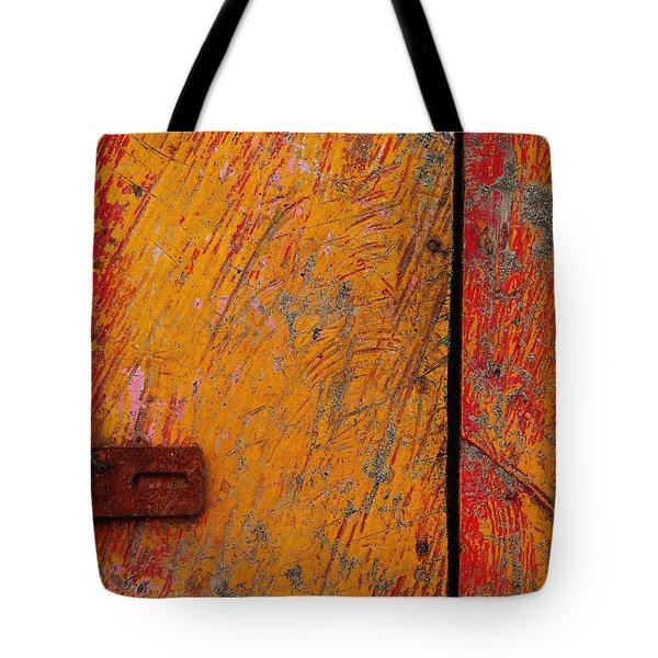 Pescarosa Tote Bag by Skip Hunt