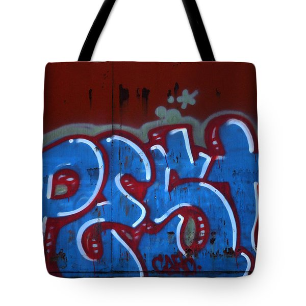 Pest Tote Bag by Donna Blackhall