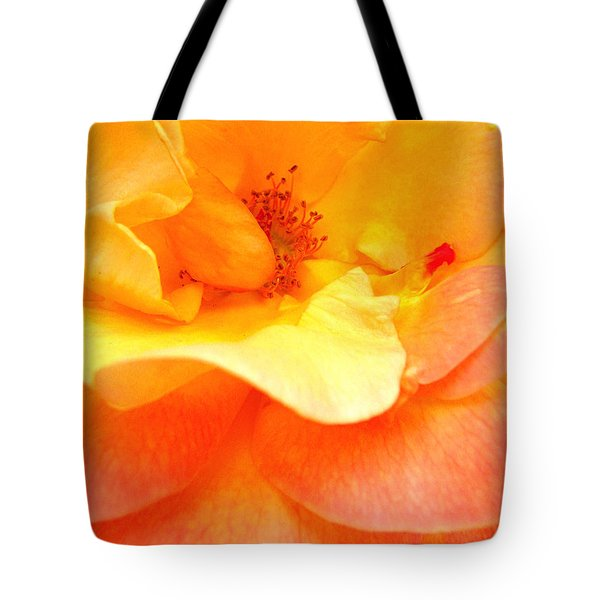 Petaled Perfection Tote Bag by Brooks Garten Hauschild