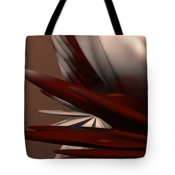 Petals And Stone 2 Tote Bag