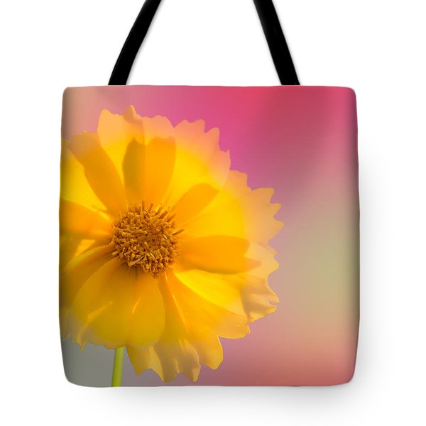 Petals Of Sunshine Tote Bag