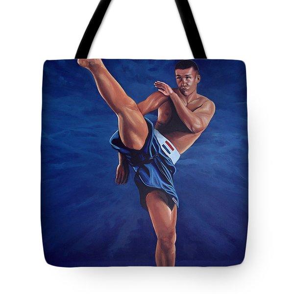 Peter Aerts  Tote Bag by Paul Meijering