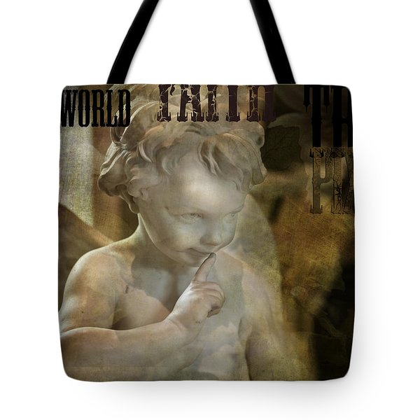 Peter Pan Pixie Dust Tote Bag
