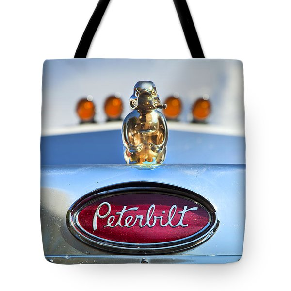Peterbilt 2 Tote Bag