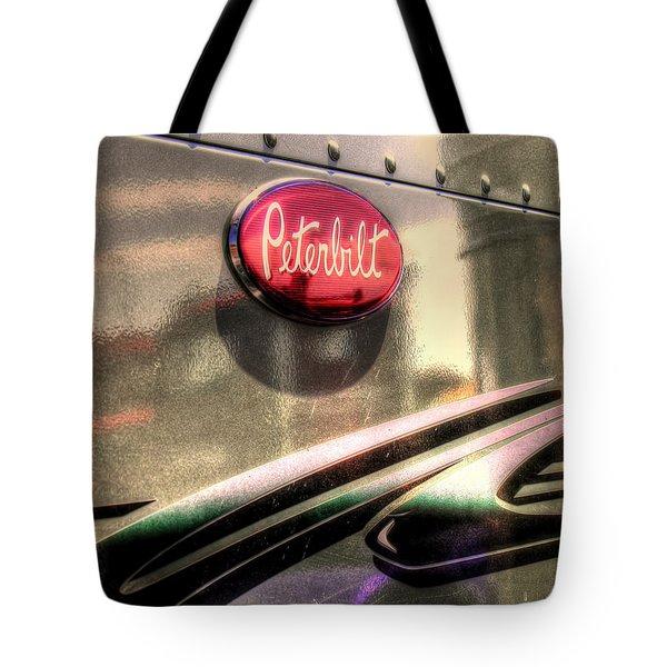 Peterbilt Tote Bag
