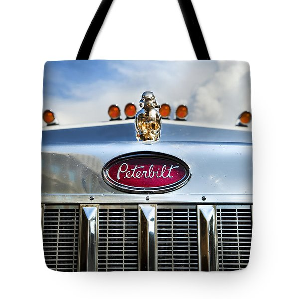Peterbilt Tote Bag